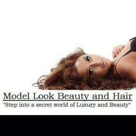 Model Look Beauty And Hair