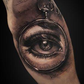 Stefan Marcu Tattoo