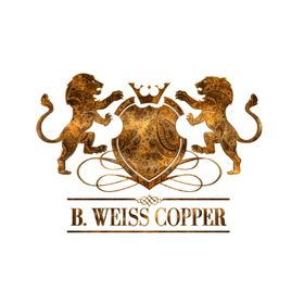 B.WEISS Copper| Copper Mule Mugs