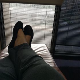 Working In My Slippers