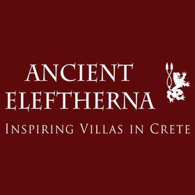 Ancient Eleftherna Villas Crete