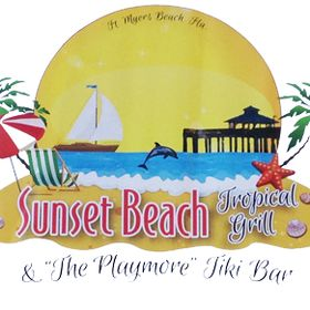 Sunset Beach Tropical Grill and Playmore Tiki Bar