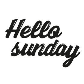 Hello Sunday Paris