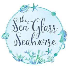 The Sea Glass Seahorse