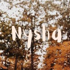 Nysha