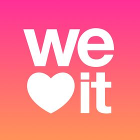 We Heart It's Pinterest Account Avatar