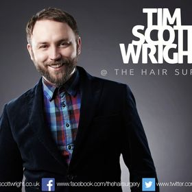 Tim Scott-Wright at The Hair Surgery