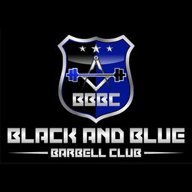 Black and Blue Barbell Club