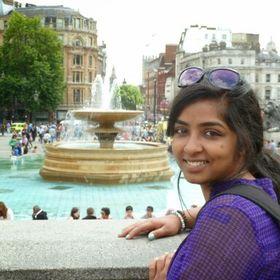 Sharanya G Sundaram