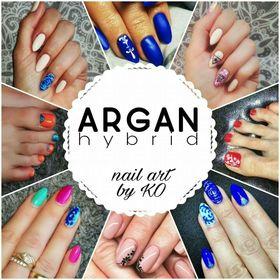 ARGAN hybrid nail