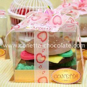 Conetta Cokelat