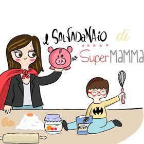 Il Salvadanaio di Super Mamma