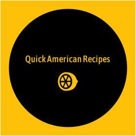 Quick American Recipes