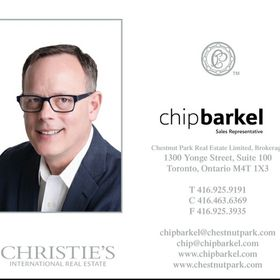 Chip Barkel - Chestnut Park Real Estate