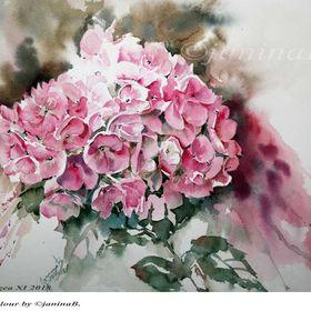 janina B. Watercolour