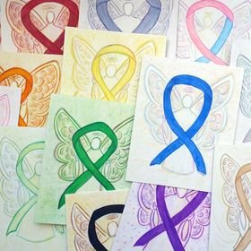 Awareness Ribbon Art Gallery