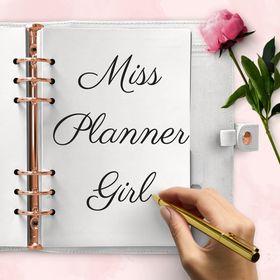 Miss Planner Girl