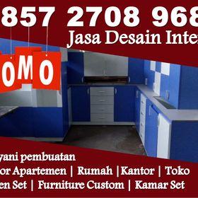 Jasa Interior Kitchen Set Jakarta 085727089686