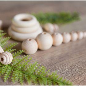 North American Wood Bead Supply