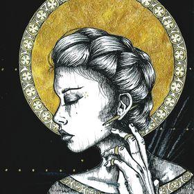 Nox Benedicta | Gothic & Witchy Art Prints | Alternative Clothing