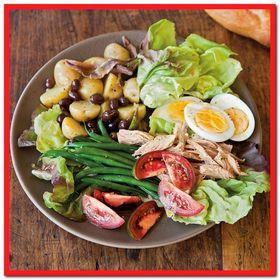 classic tuna egg salad recipe