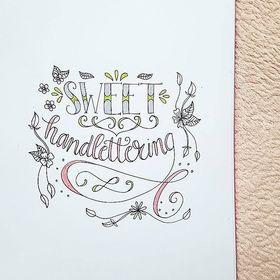 SweetHandlettering