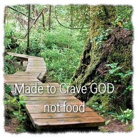 Crave God Not Food