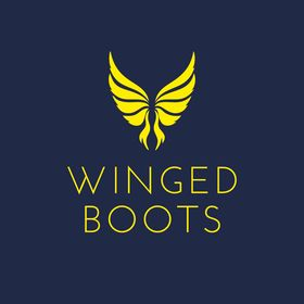 Winged Boots