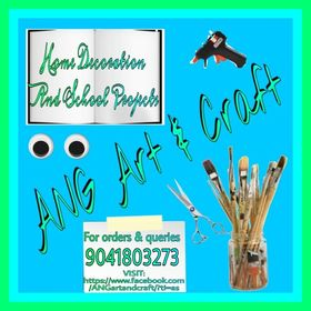 ANG ART AND CRAFT