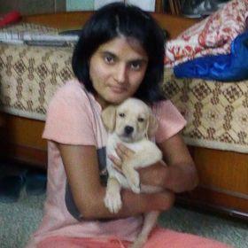 Rhea Bridget Srinivasan