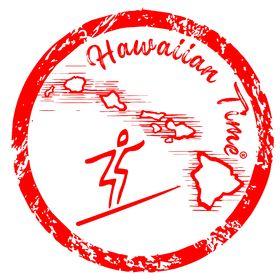 Hawaiian Time Lifestyle Surfing Apparel