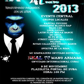 Suba Al Ruedo Hip Hop Festival