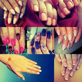 Nails#MakeUp# Hairstyle