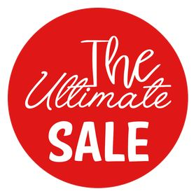 THE ULTIMATE SALE