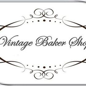 Vintage Baker Shop