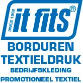 It Fits Borduren - Textieldruk