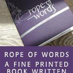 Rope of Words