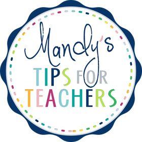 Mandy's Tips for Teachers