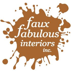 Faux Fabulous Interiors