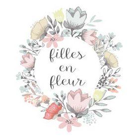 Filles En Fleur