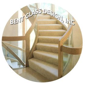 Bent Glass Design