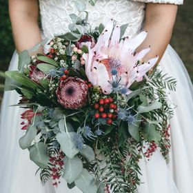 Alyssiums On Pirie - Wedding Flowers