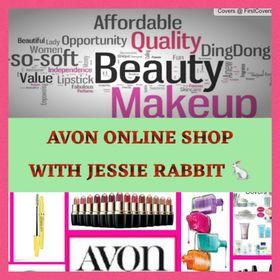 Avon And Ann Summers With Jessie Rabbit