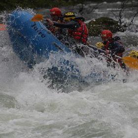 Rafting en Asturias Jaire Aventura