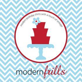 Kristina - Modern Frills