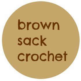 Brown Sack Crochet
