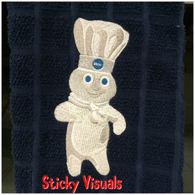 Sticky Visuals Signs, Designs & Embroidery