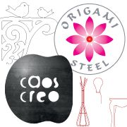 caoscreo & origami steel