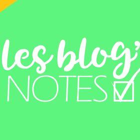 Les blog Notes