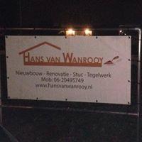 Hans Van Wanrooy